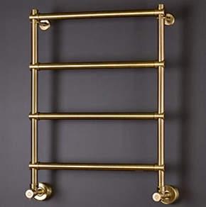 Полотенцесушитель водяной Margaroli 370-442 золото